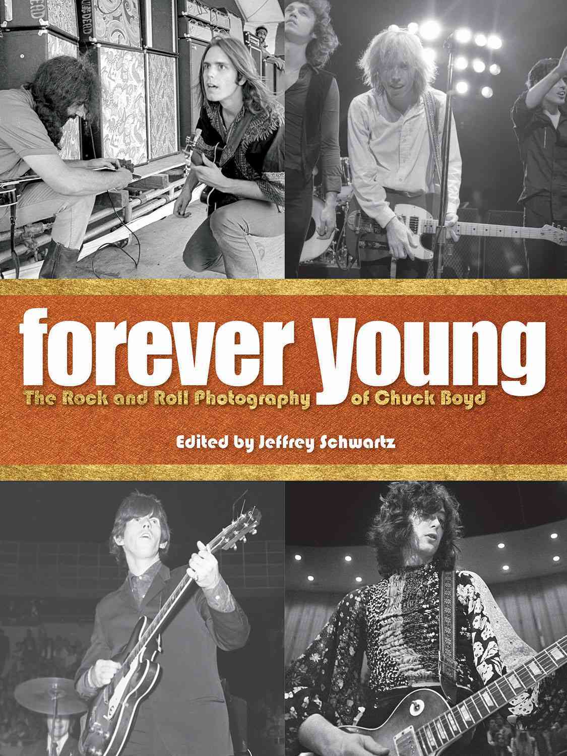Forever Young By Boyd, Chuck (PHT)/ Page, Jimmy/ Schwartz, Jeffrey (EDT)